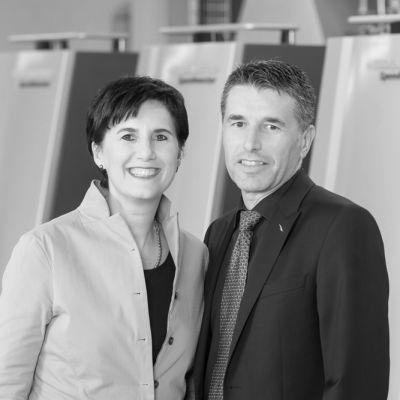 Jacqueline und Andreas Zehnder - Zehnder Print AG