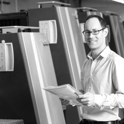 Marc Mosberger - Zehnder Print AG