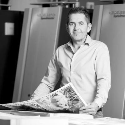 Christoph  Sprenger - Zehnder Print AG